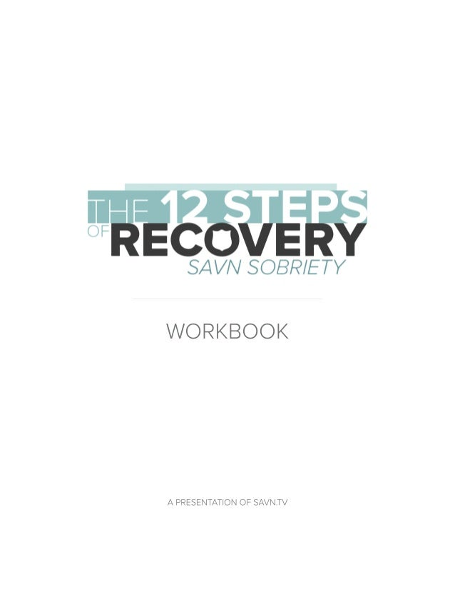 Worksheet 12 Steps Of Na Worksheets the 12 steps of recovery savn sobriety workbook iad3aa