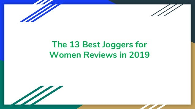 The 13 Best Joggers for Women Reviews in 2019