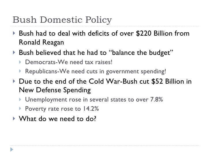 Domestic policy of the Ronald Reagan administration