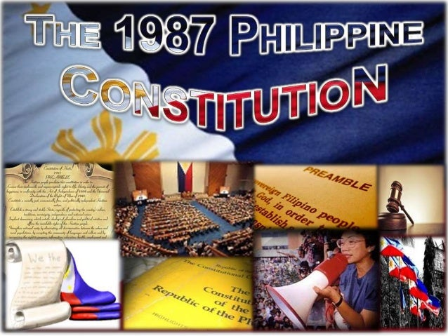 """philippine constitution history and evolution Politics, governance & the new philippine constitution concept of constitution constitution defined a constitution is """"that body of rules and maxims in accordance with."""