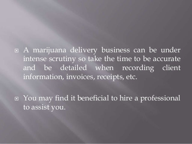 Canadian Marijuana Accessory E-Commerce Merchant Services