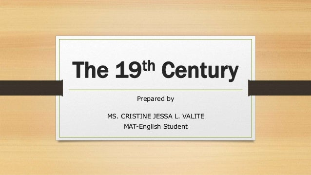 19th century english novels essay View 19th century english literature research papers on academiaedu for free.
