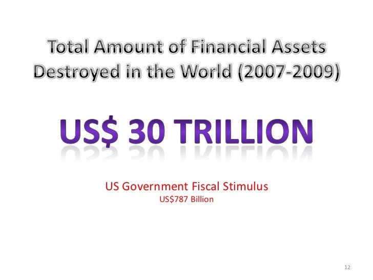 causes of the 2008 global economic crisis Abstract : the period of economic boom, a financial bubble—global in scope—has now burst the global the global financial crisis, brewing for a while, really started to show its effects in the middle of 2007 and into 2008.