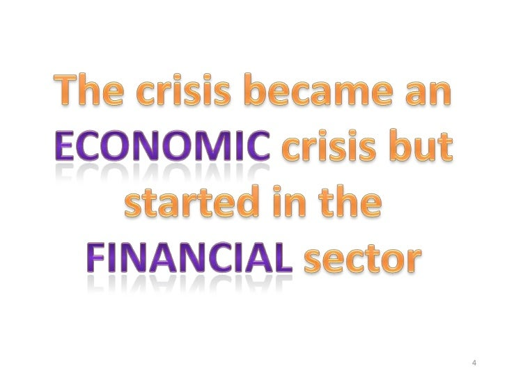causes of the global financial crisis Global financial crisis: causes & consequences tanushree gupta assistant  professor ,jayoti vidyapeeth womens university, jaipur abstract : the period.