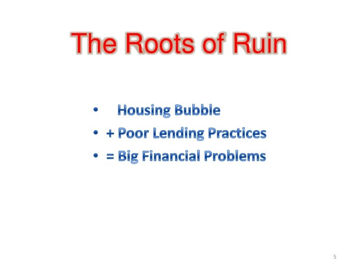 the cause of the global financial Did culture cause the financial crisis robert j shiller  in his lecture on the precipitating factors of the crisis in the global financial crisis course,.