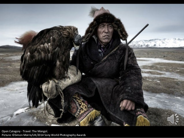 Open Category - Travel: The Mongol. Picture: ©Simon Morris/UK/2014 Sony World Photography Awards