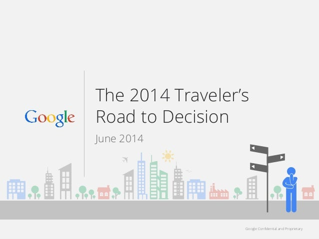 Google Confidential and Proprietary 1Google Confidential and Proprietary 1Google Confidential and Proprietary The 2014 Travel...