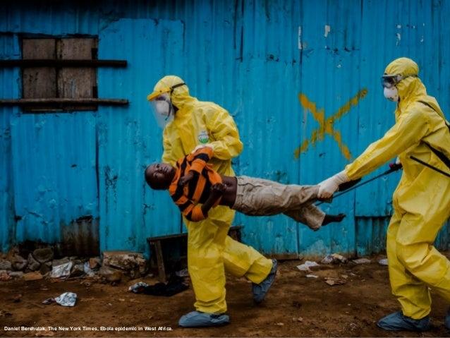 Daniel Berehulak, The New York Times, Ebola epidemic in West Africa.