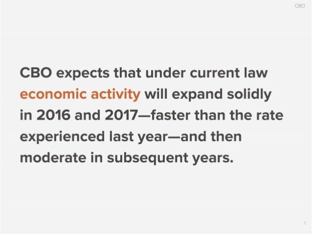 The 2016 Economic Outlook in 17 Slides Slide 2