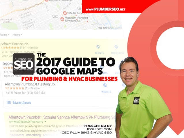 The 2017 Google Maps Guide - How to get your plumbing or HVAC busines…