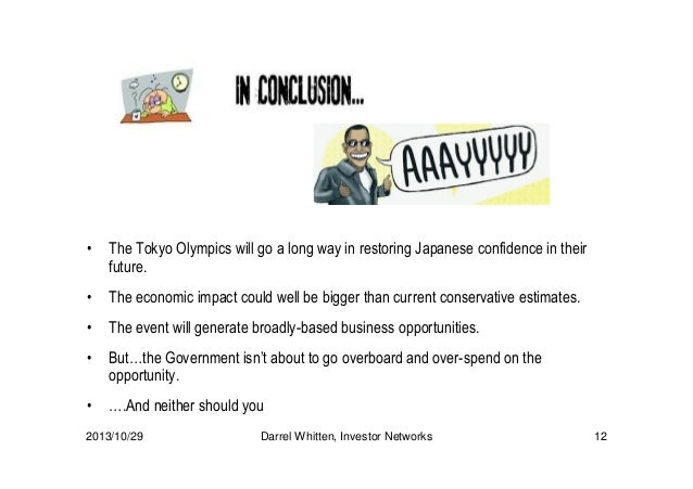 Japan Buying Property Before Olympics