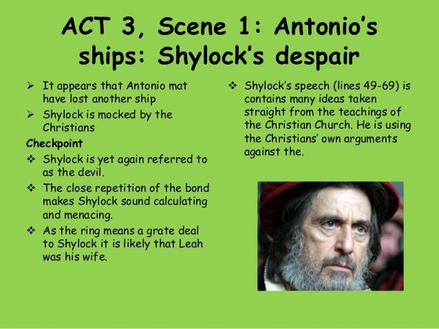 an analysis of the character of shylockes in the play merchant of venice by william shakespeare Merchant of venice (shakespeare play) william shakespeare  what is the link between all the characters in the merchant of venice.
