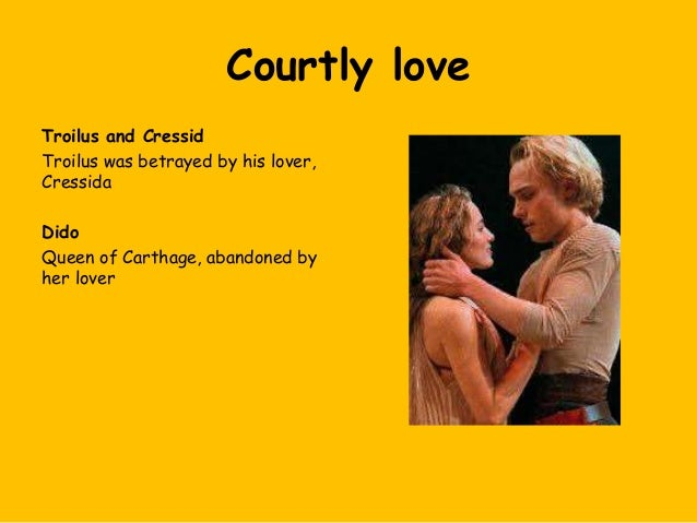Courtly Love & Damian
