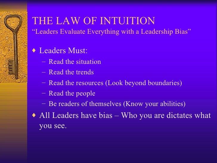 john maxwell 21 laws of leadership pdf