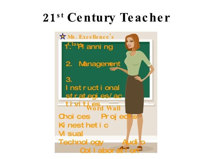 The 21st Century Learner SlideShare
