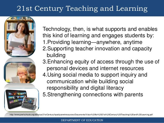 supporting teaching and learning essay