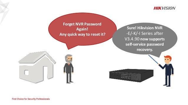 The 2 Easiest Ways to Reset Hikvision NVR Password