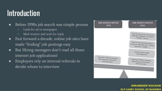 job serching sites