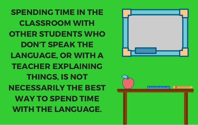 students who speak a language other What is the role of an ell student's home language in class  because they  are held to the same standard as the english speaking students  as experts  when teaching others about their native cultures and languages.