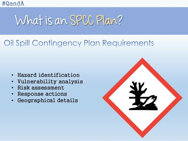 The 411 on secondary spill containment and spcc regulations 17 pronofoot35fo Choice Image