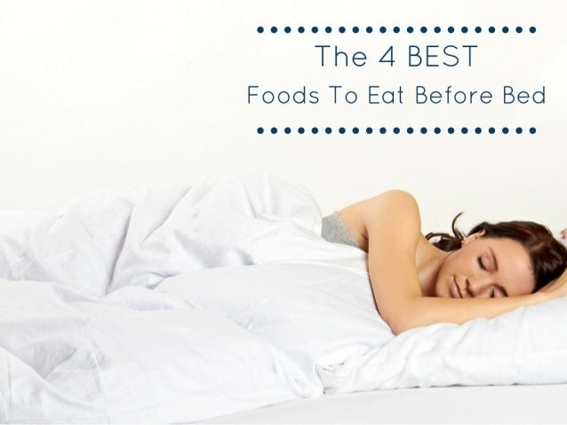 Low Carb Foods To Eat Before Bed