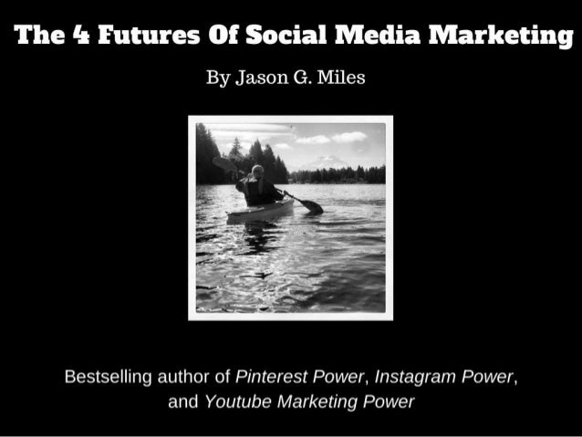 The 4 futures of social media