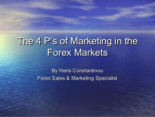 Forex 4 markets