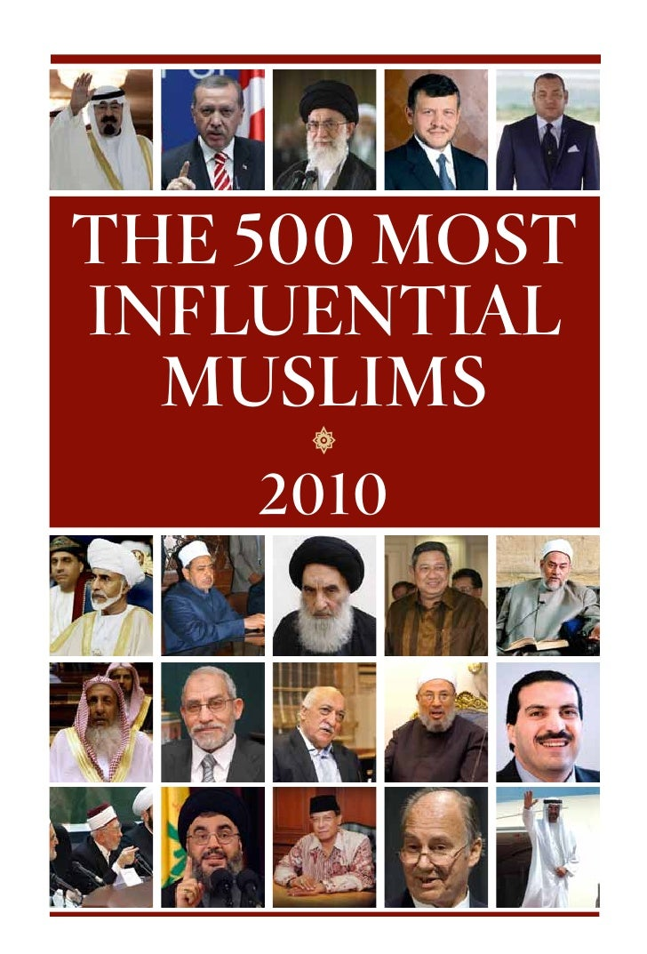 The 500 Most Influental Muslims 2010