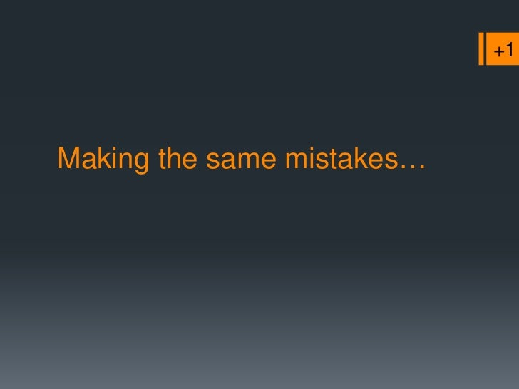 The 5 big mistakes in virtual education