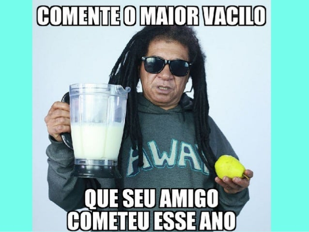 The 5 greatest Vacilações of the Adjaiow Koatch Renato Willi