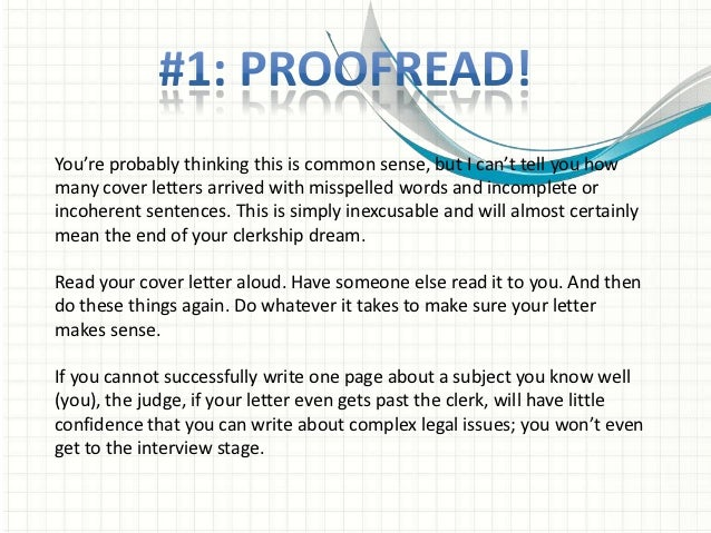SlideShare  Cover Letter Tips