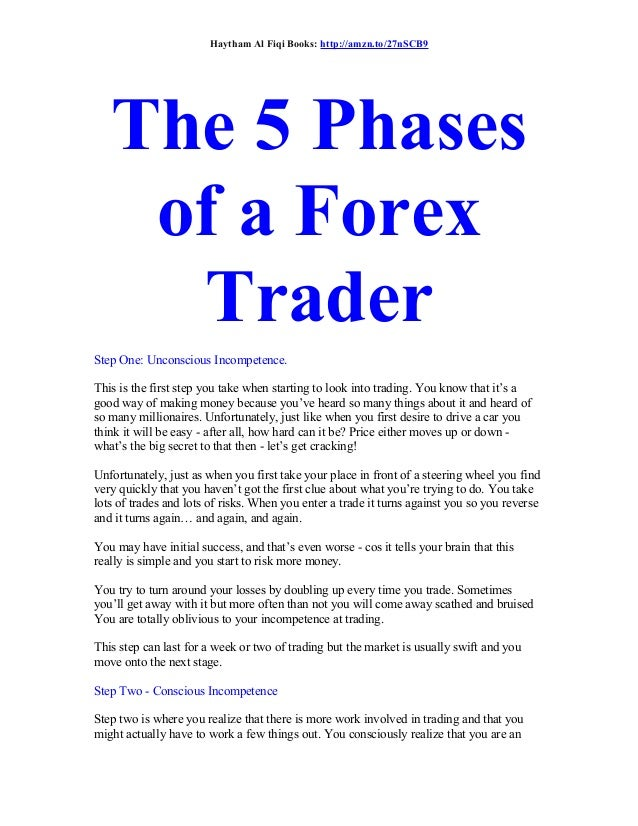 How to be a good forex trader