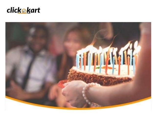 The 5 Popular Types Of Birthday Cakes Clickokart 2
