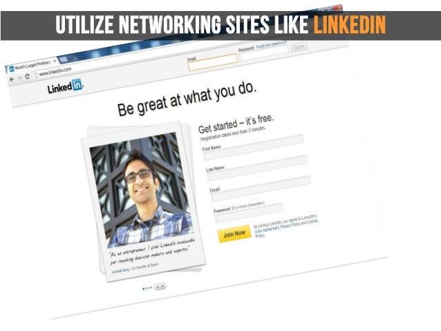 LinkedIn •Tues-Thurs –7AM-9AM –5PM-6PM