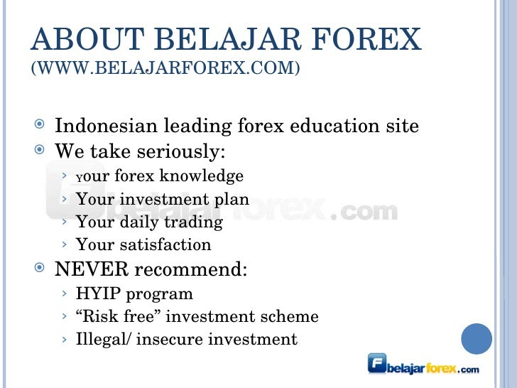 Forex share hyip