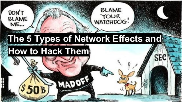 The 5 Types of Network Effects and How to Hack Them