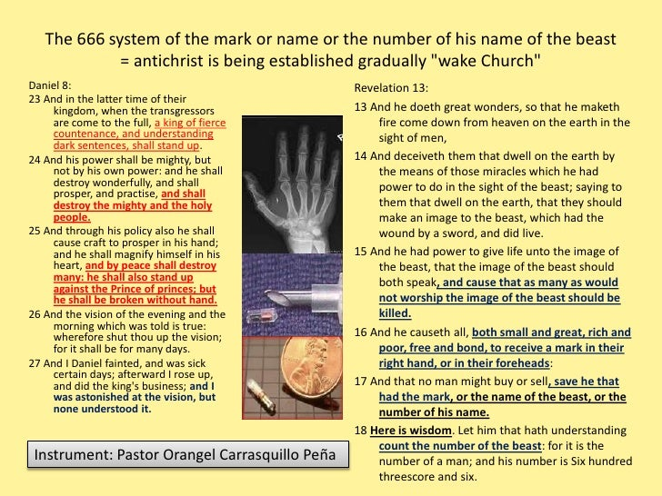what is the mark of the beast pdf