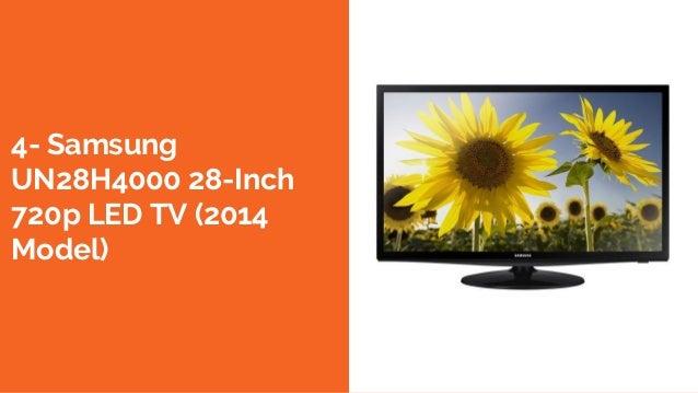 4- Samsung UN28H4000 28-Inch 720p LED TV (2014 Model)