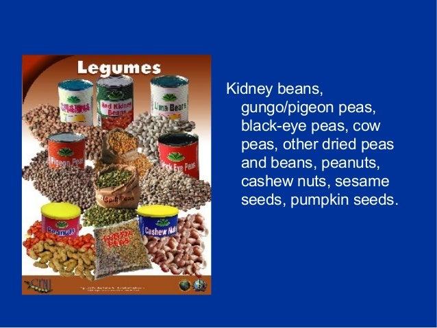 The 6 caribbean food groups Slide 3