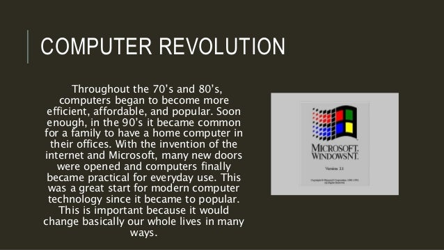 computer technology during the 70s 80s and 90s essay Technology development during the past 100 years in the 90s, due to the stricter but until the 70s there were just a few european sports car using it.