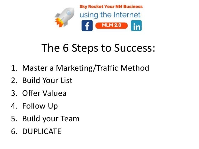 The 7 figure top mlm earner success blueprint blog website capture page landing page 2 malvernweather Choice Image