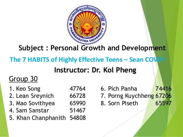 Group 30 1. Keo Song 47764 6. Pich Panha 74416 2. Lean Sreynich 66728 7. Porng Kuychheng 67206 3. Mao Sovithyea 65990 8. S...