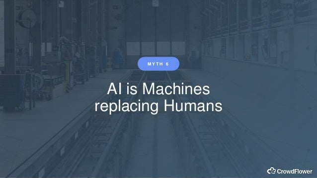 M Y T H 2 AI is only for the technology elite