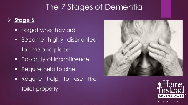 7 STAGES OF DEMENTIA EBOOK