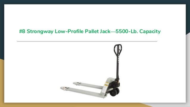 Pallet Jack 5500#-G941