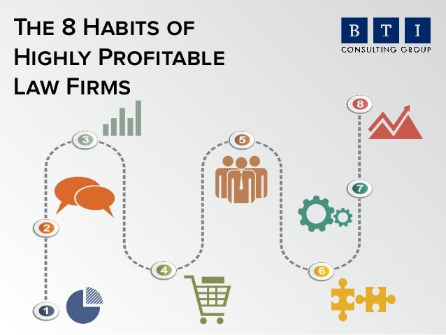 The 8 Habits of Highly Profitable Law Firms