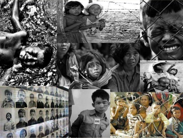 Social 20: The 8 stages of the cambodian genocide
