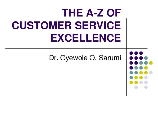 The Field Service Experts