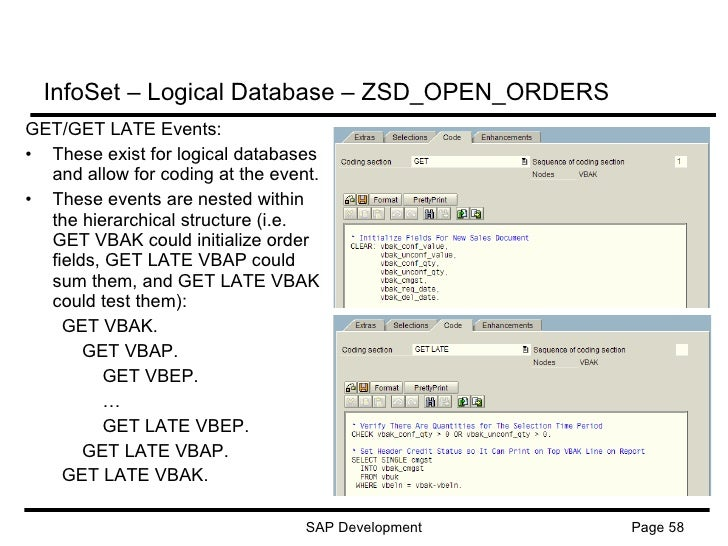 The ABAP Query