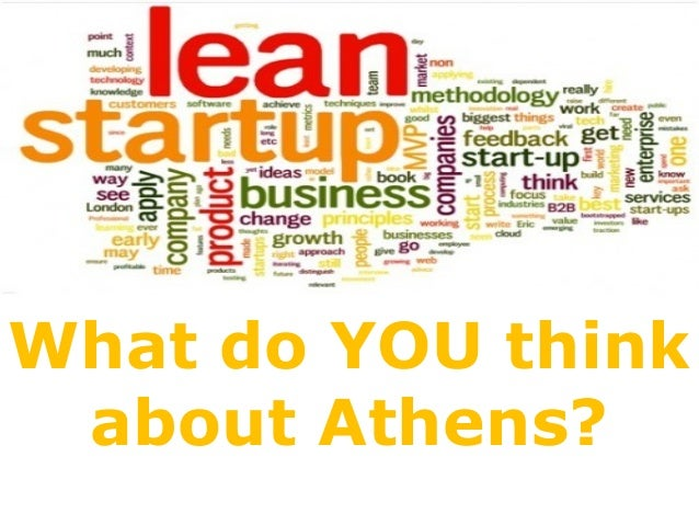 What do YOU thinkabout Athens?